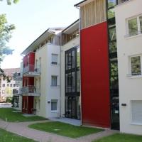 Balkongeländer Fachklinik Münstertal